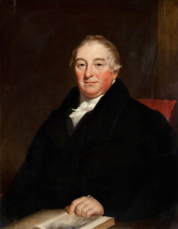 Leonard Dobbin, MP for the Borough of Armagh (1833–1838)