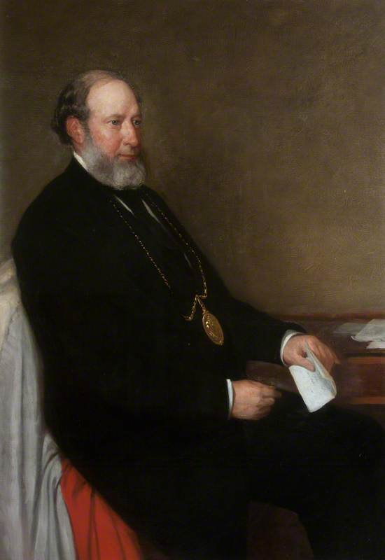 William Mullan, Mayor of Belfast (1866)