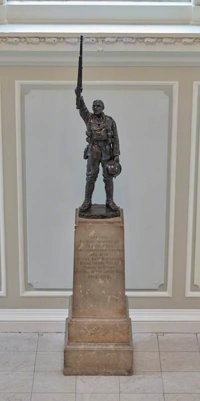 War Memorial to Young Citizen Volunteers, 14th Battalion of Royal Irish Rifles