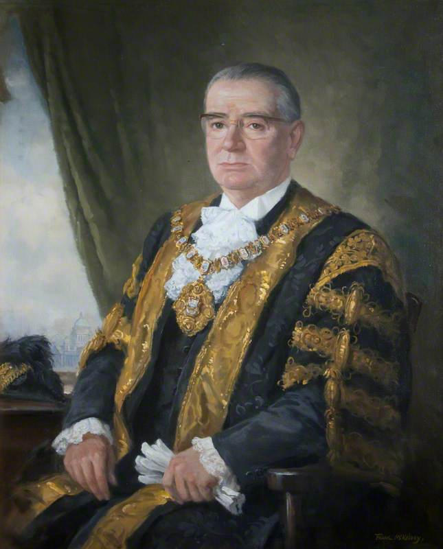 Sir Martin Kelso Wallace, The Right Honourable, The Lord Mayor of Belfast (1961–1962)