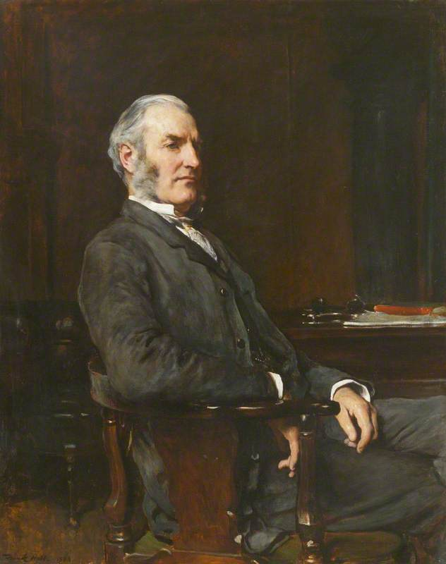 Sir Edward Harland (1831–1895), Bt, MP
