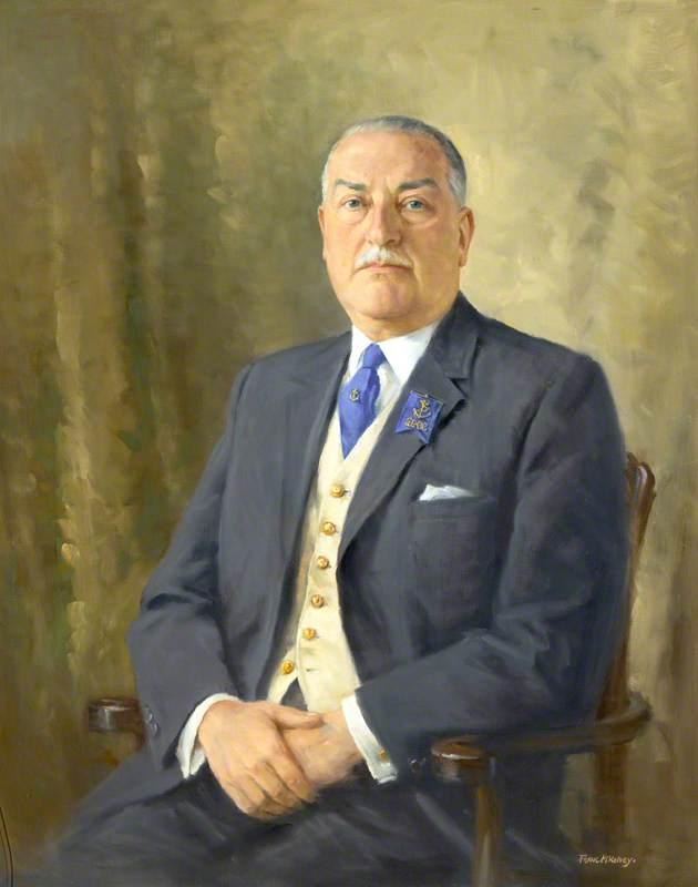 R. W. Berkeley, CBE, JP