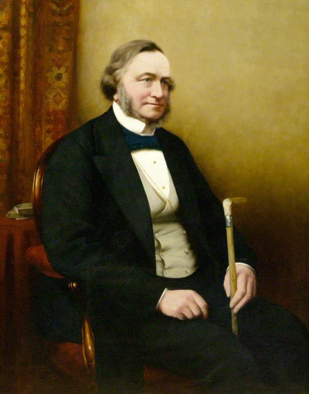 Thomas Sinclair (1812–1867), JP