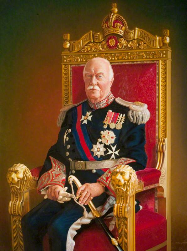 Ralph Francis Alnwick Grey (1910–1999), Baron Grey of Naunton