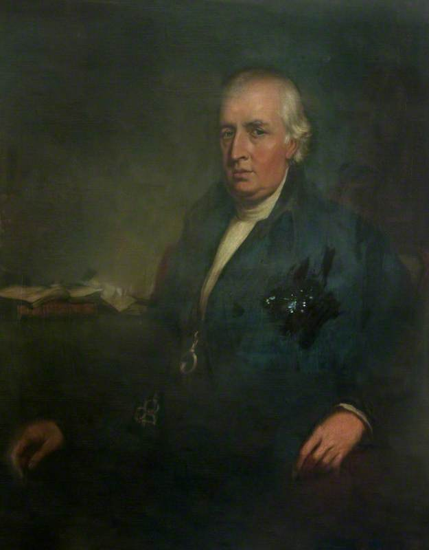 Reverend William Bruce (1757–1841)