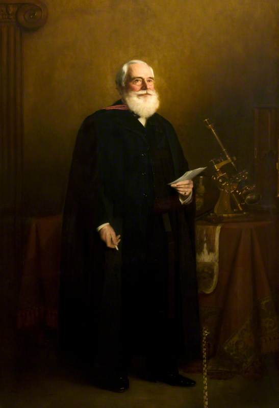 Professor Peter Redfern (1820–1912)