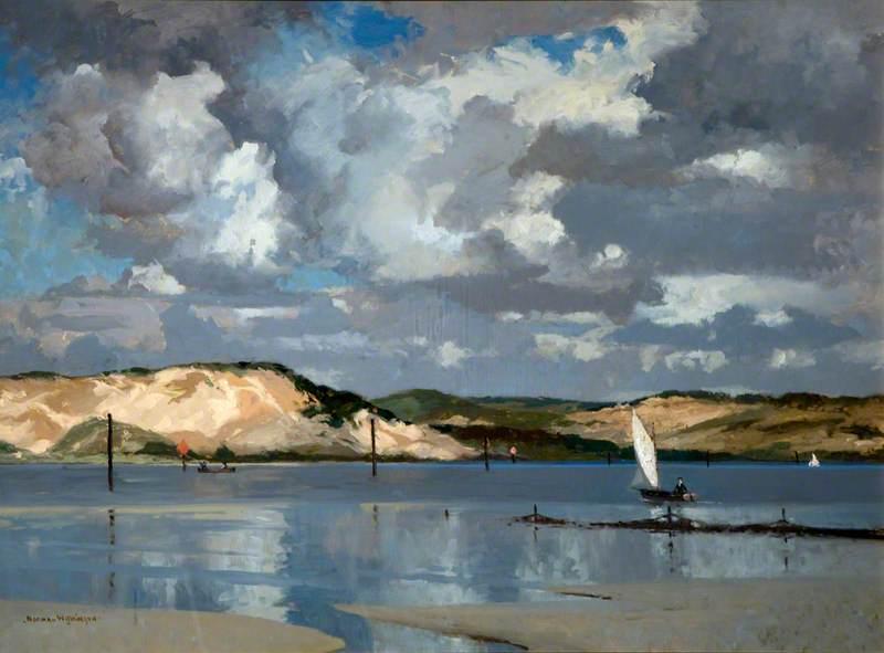 Bann Estuary, Sand Dunes