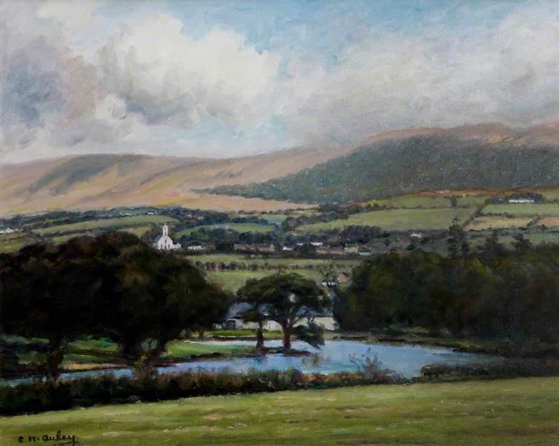 Landscape with a Lough
