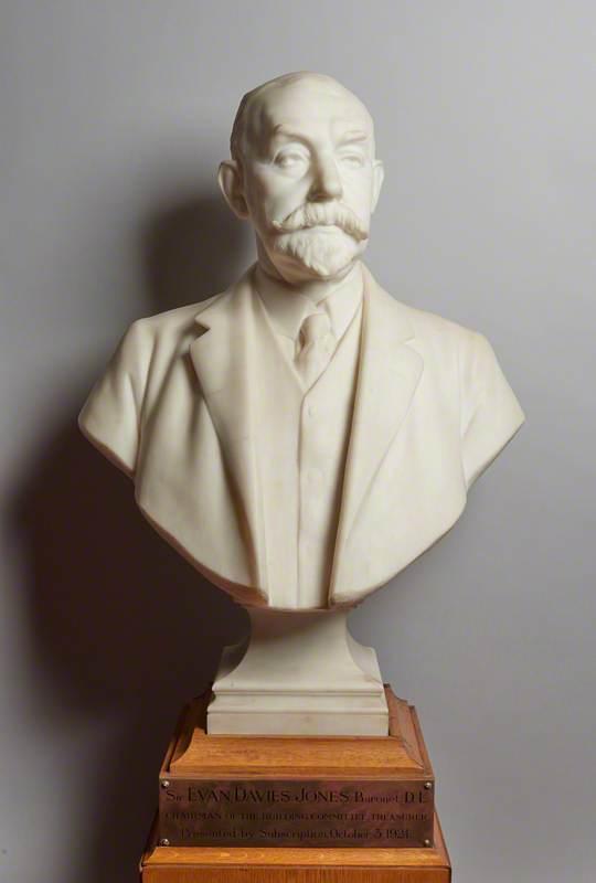 Syr Evan Davies Jones (1859–1949), 1st Bt