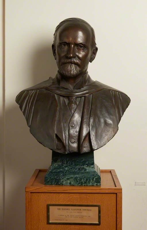 Sir Daniel Lleufer Thomas (1863–1940)