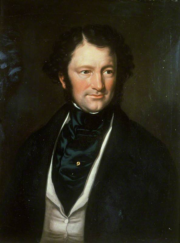 John Cox (1800?–1870)