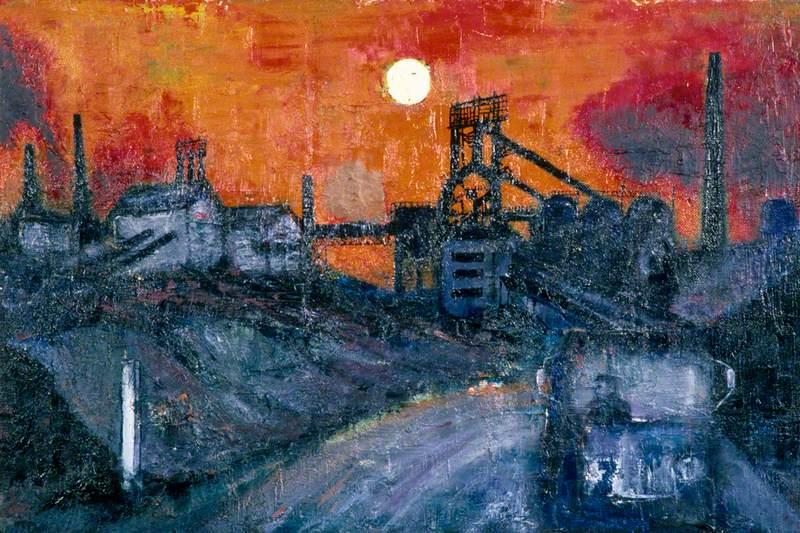 Steelworks, Port Talbot