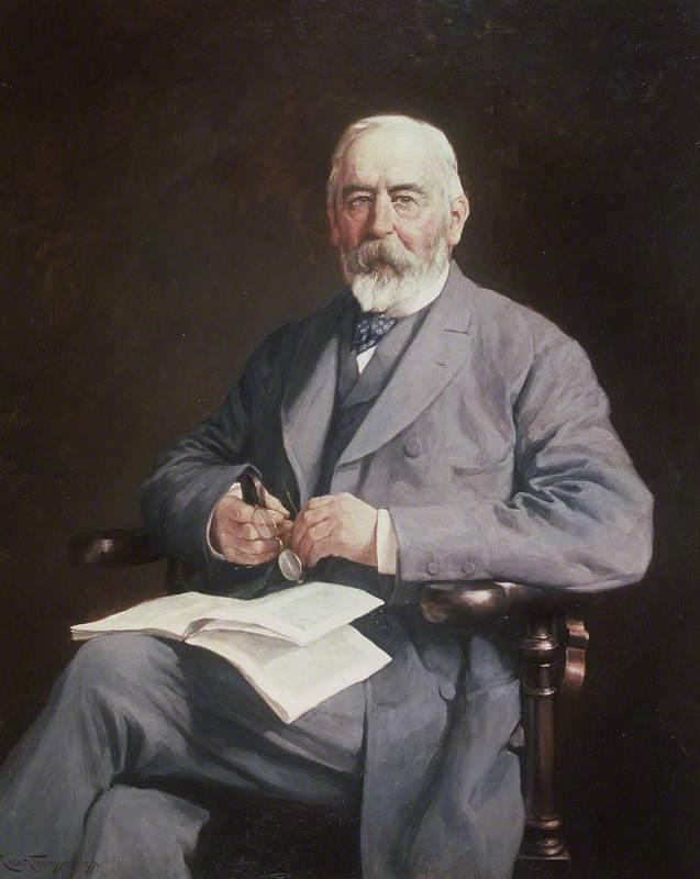 The Right Honourable Stuart Rendel (1834–1913), 1st Baron Rendel