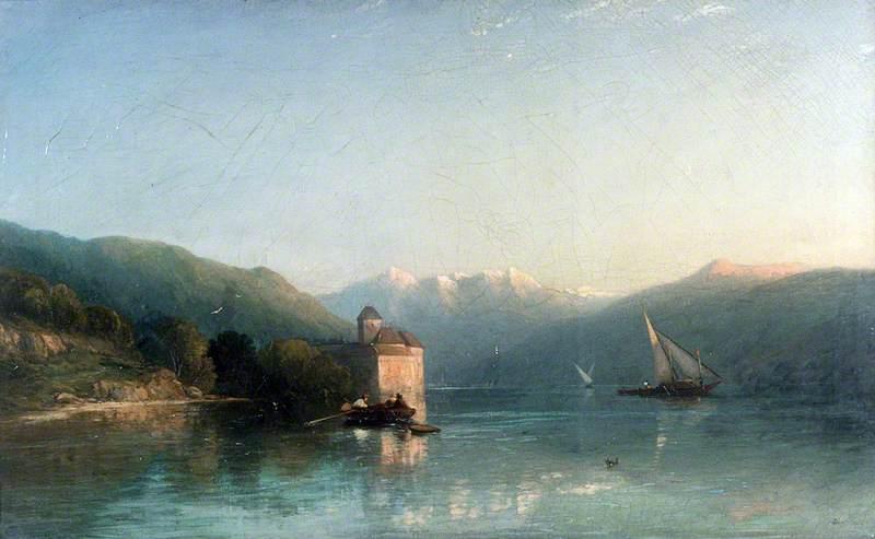 Chillon, Lake Geneva