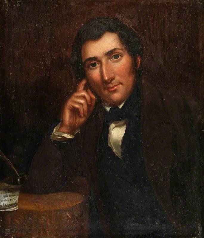 Hugh Derfel Hughes (1816–1890)