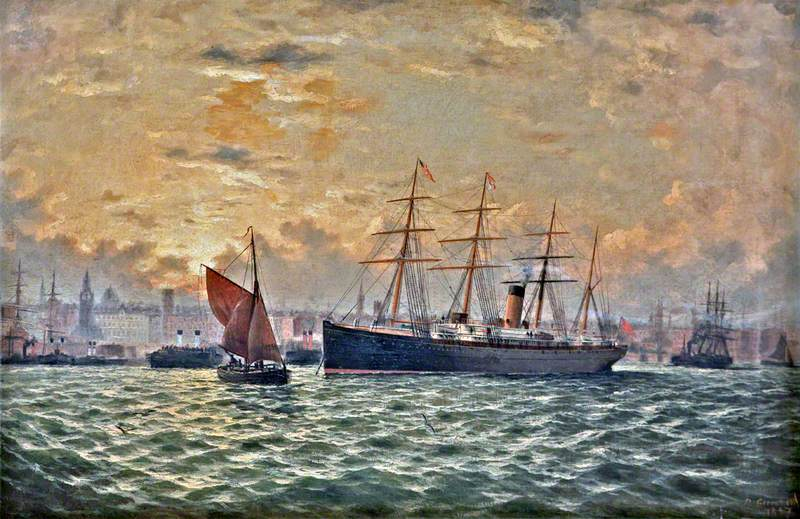 'Celtic' in the Mersey