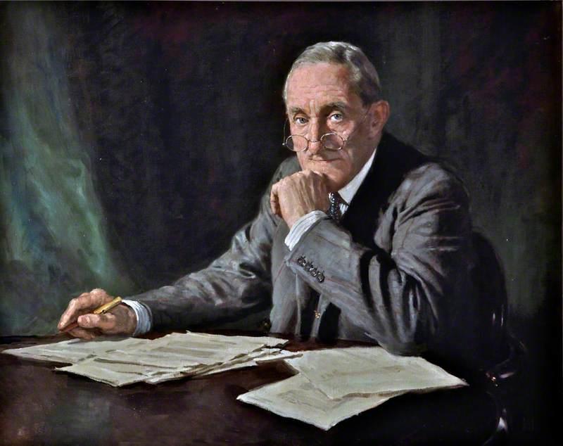 Sir Percy Bates (1879–1946)