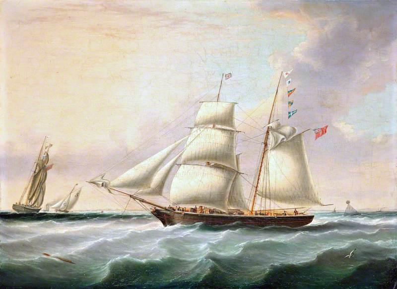Brigantine 'Centaur'