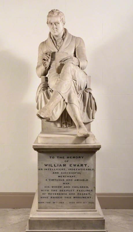 Monument to William Ewart (1763–1823)