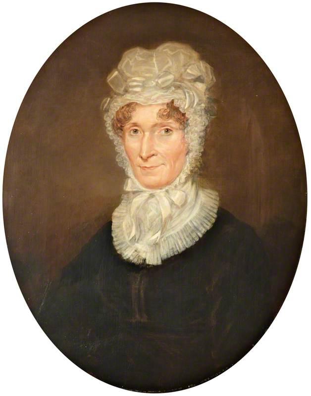 Jane Lang (c.1761–1831), Wife of William Durning