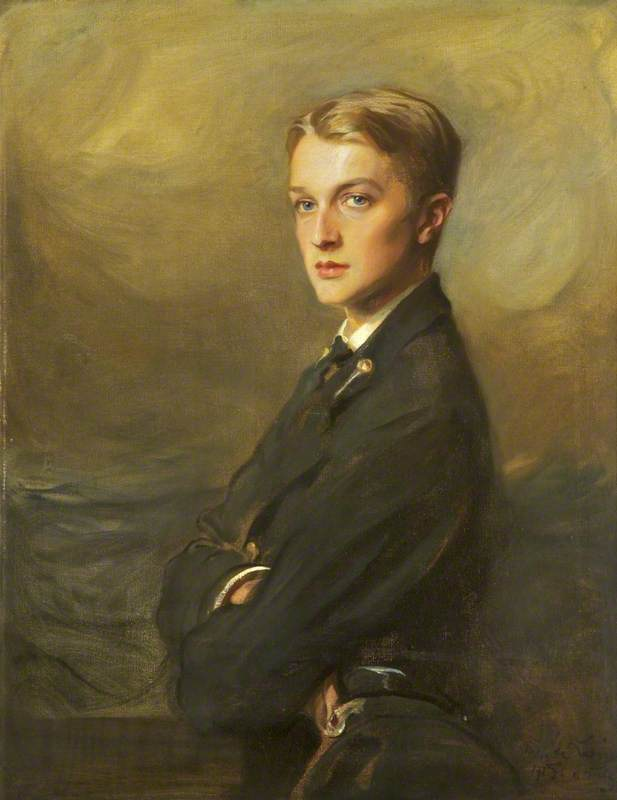 The Honourable Cecil Richard Molyneux (1899–1916)