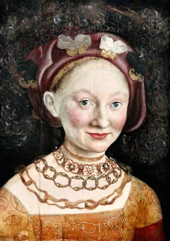 Princess Emilia of Saxony (1516–1581)
