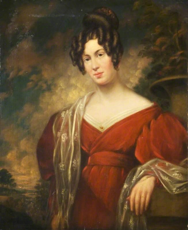 Fanny Maria Pearson (b.1813)