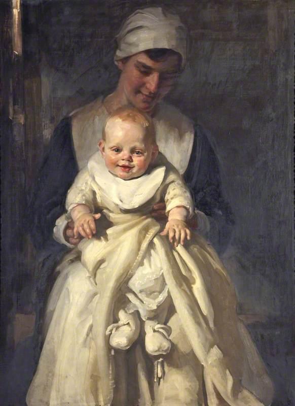 The Happy Infant