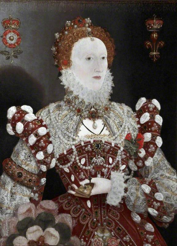 Elizabeth I (1533–1603): The Pelican Portrait