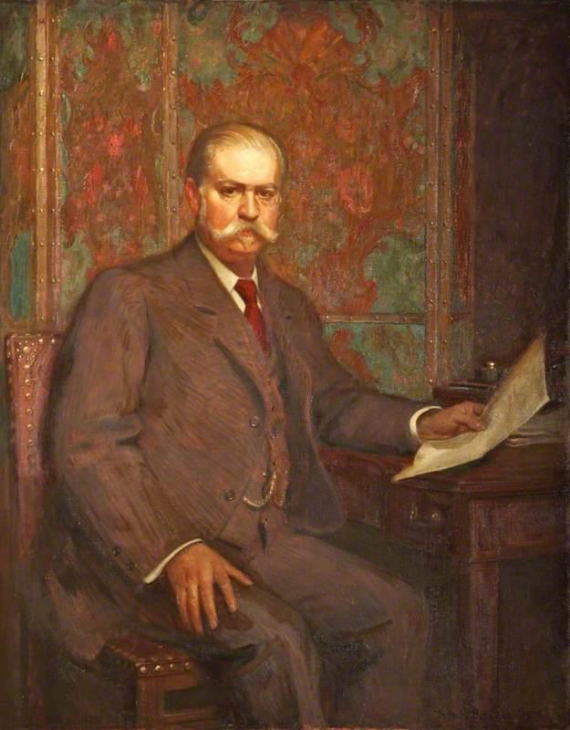 Sir Alfred Lewis Jones (1845–1909)