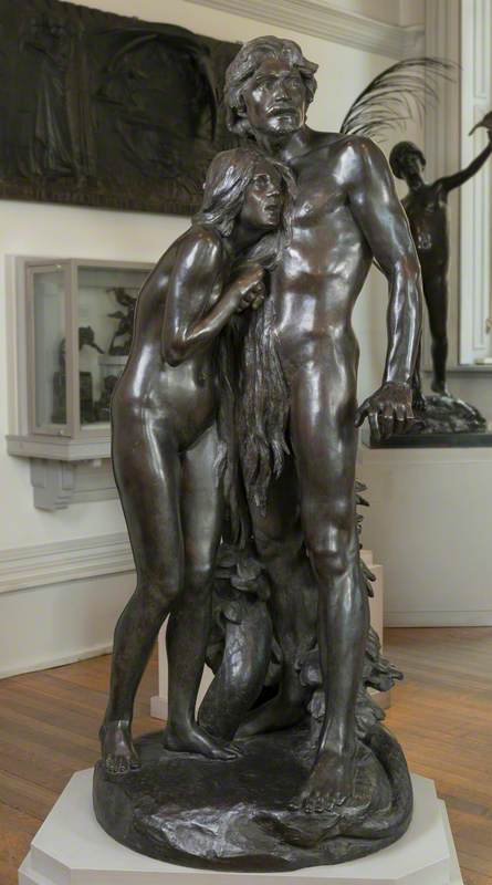 Adam and Eve – They Were Afraid