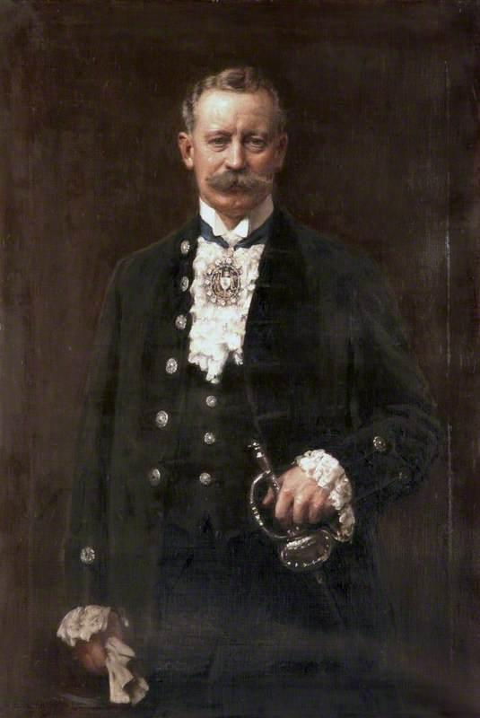 Alderman Edward Russell-Taylor (1864–1939)