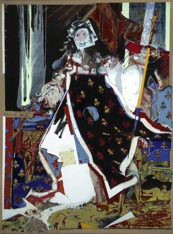 Louis XV Rigaud