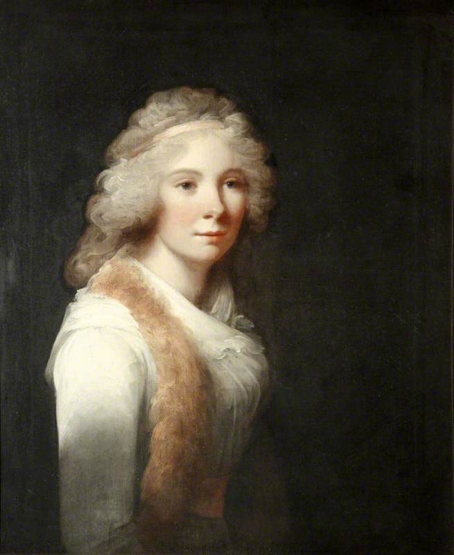 Miss Tate of Toxteth Park (c.1766–1822)