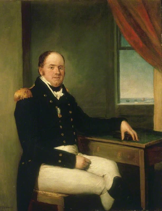 Sir Thomas Masterman Hardy (1769–1839)