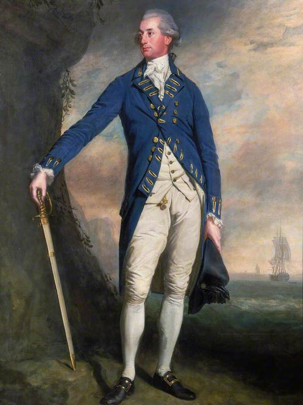 Captain Sir George Montagu (1750–1829)