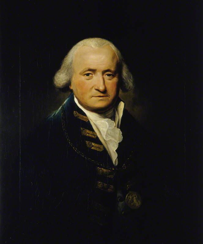 Sir Thomas Pasley (1734–1808), Admiral of the White