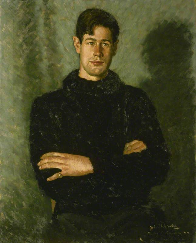 Lieutenant (Basil Charles) Godfrey Place (1921–1994), VC, DSC