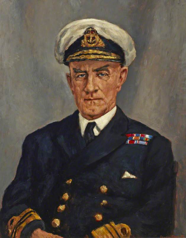 Vice-Admiral Sir William Campbell Tait (1886–1946)