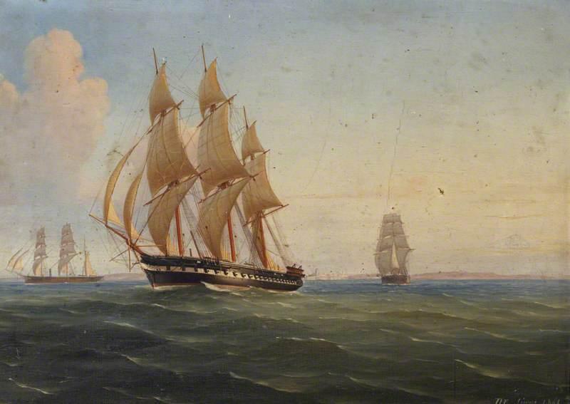 HMS 'Orlando'
