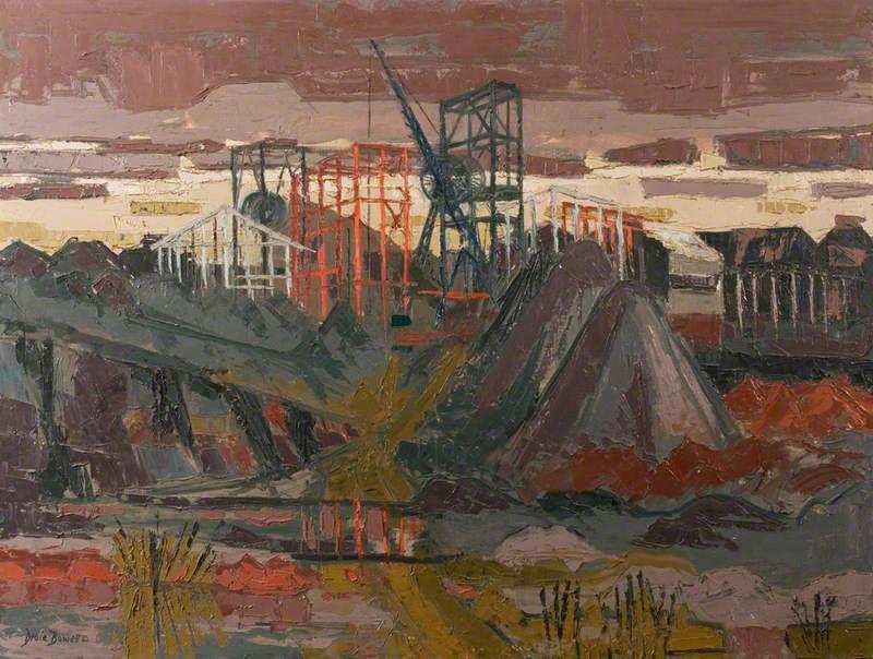 Manton Colliery, Nottinghamshire