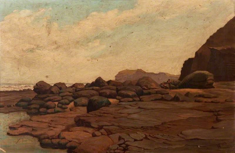 Whitby Scaur Rocks, North Yorkshire