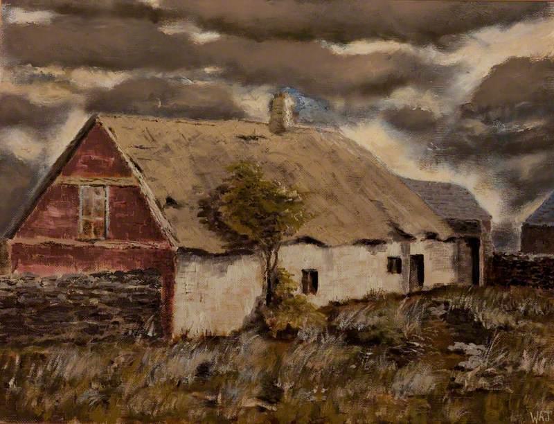 Molly Leigh's Cottage, Burslem, Staffordshire