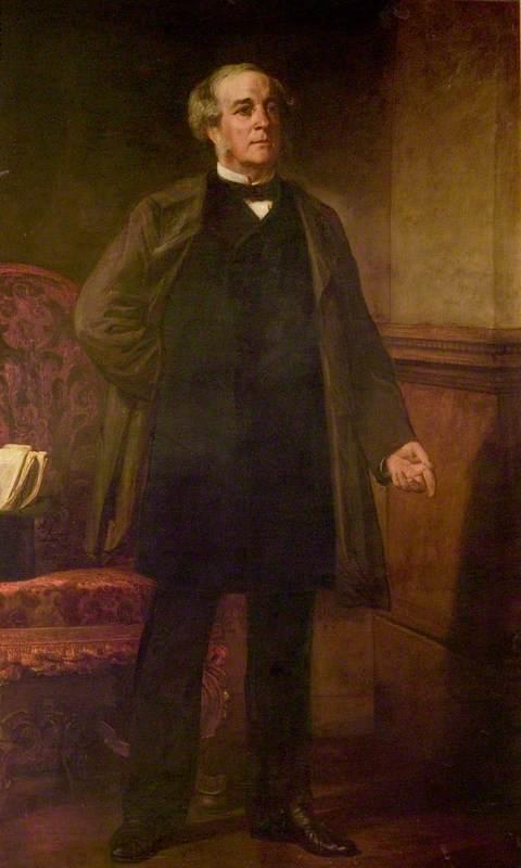 Samuel Morley (1809–1886), MP