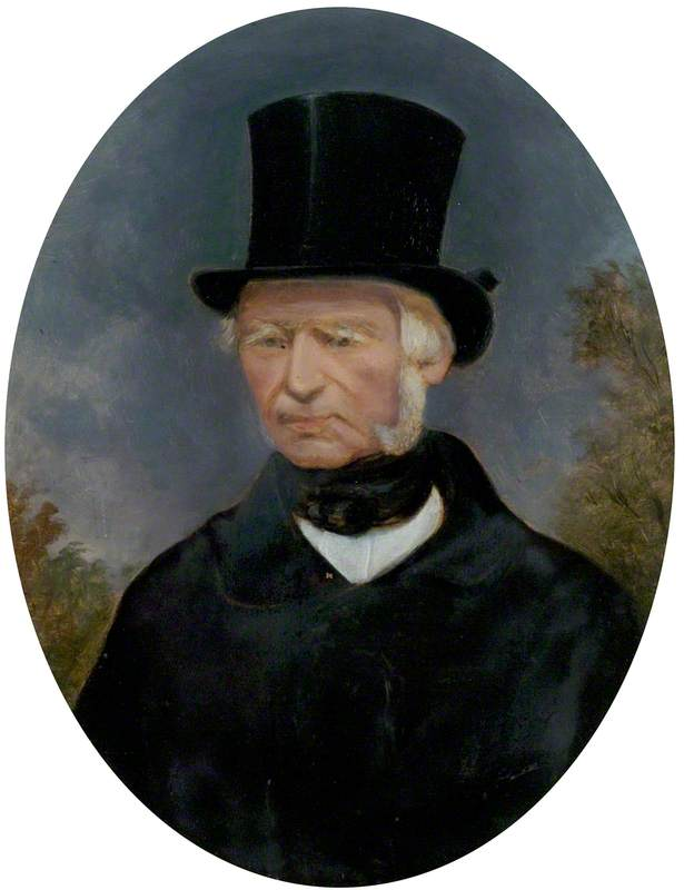 Sebastian Sales, Official Town Crier for Mansfield (1827–1853)