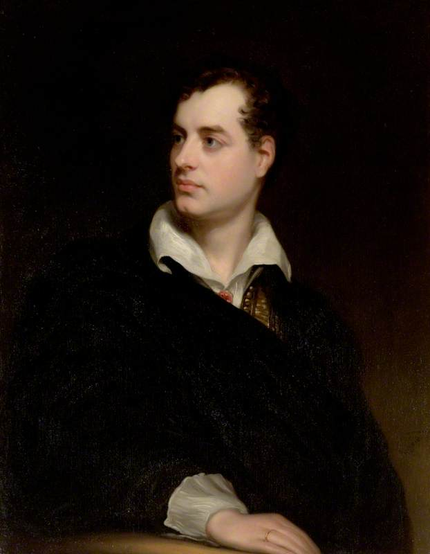 6th Lord Byron (1788–1824)
