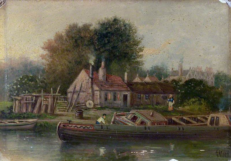 Lenton Boatyard, Nottingham
