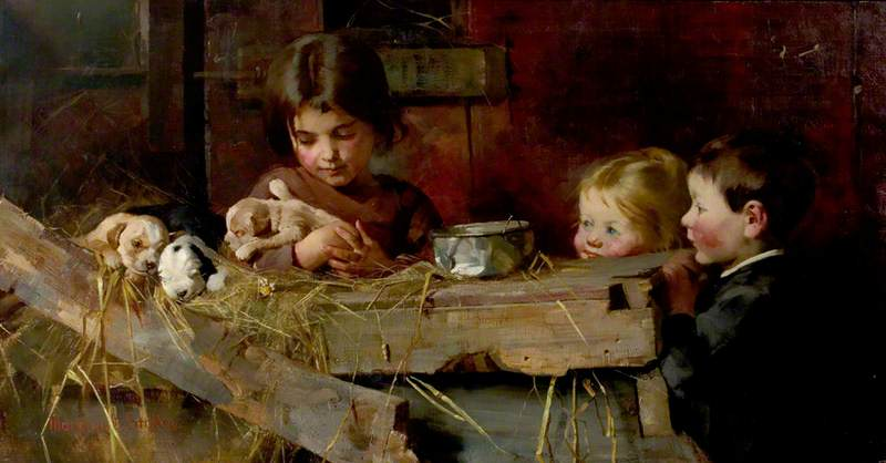Childhood's Treasures