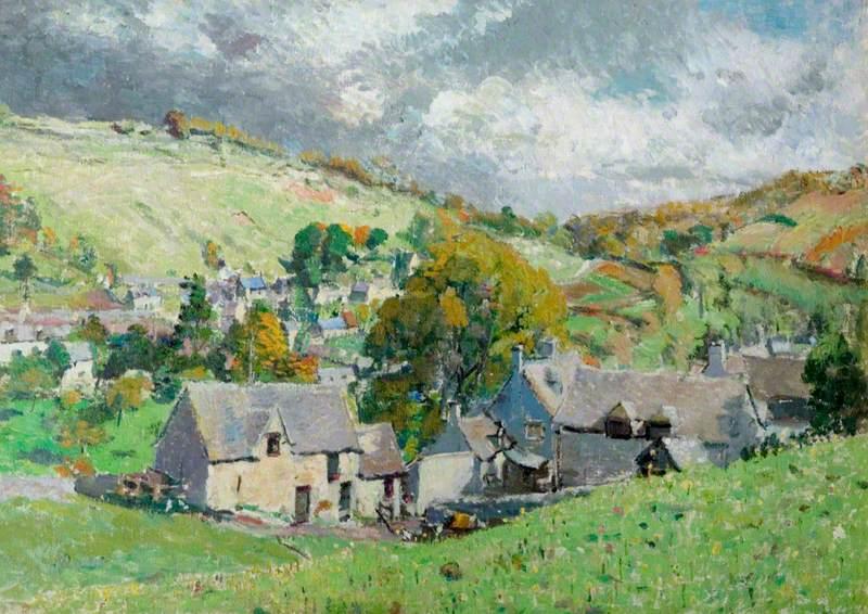 A Gloucestershire Village