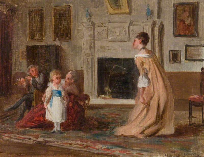 The Dancing Lesson